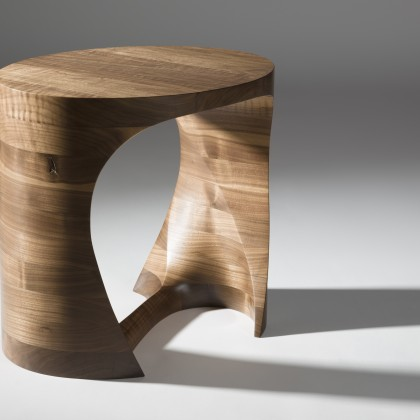 C45, Ryan Connolly, Walnut Side Table III (1)