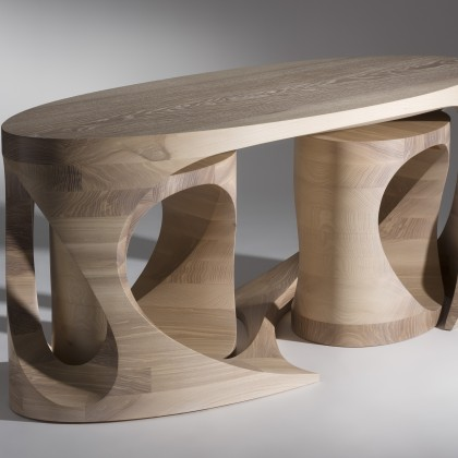 C60, Ryan Connolly, Nested Ash Tables